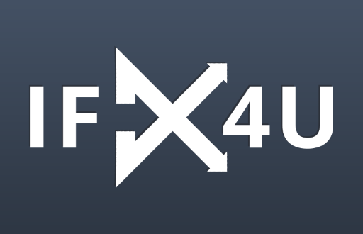 ifx4u forex logo