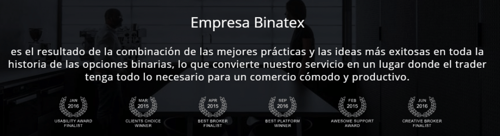Binatex es un broker estafa?