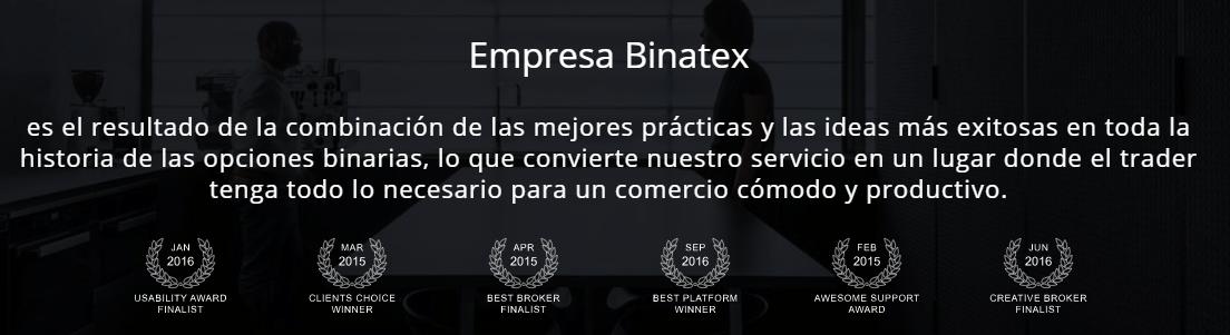 empresa binatex estafa