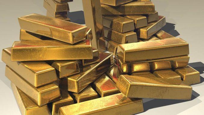 Operar con oro