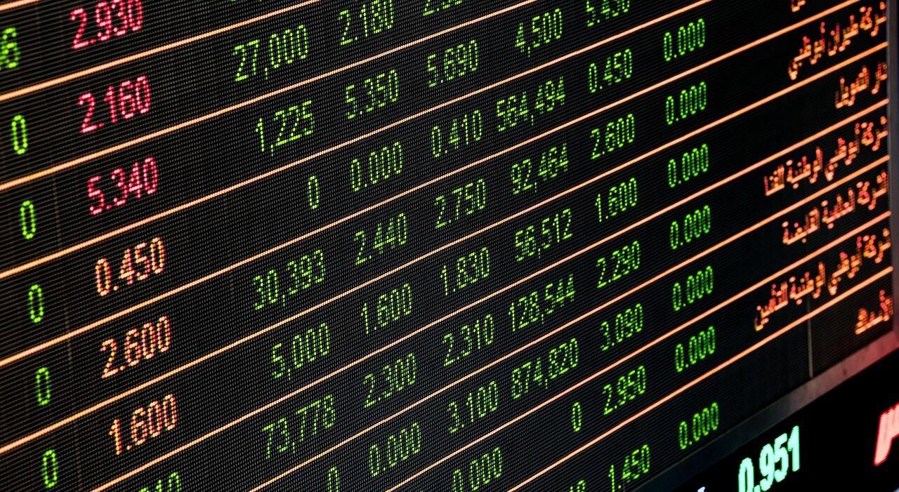 Las acciones europeas cierran por debajo del 3%