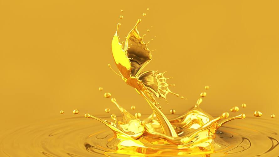 El desarollo del oro