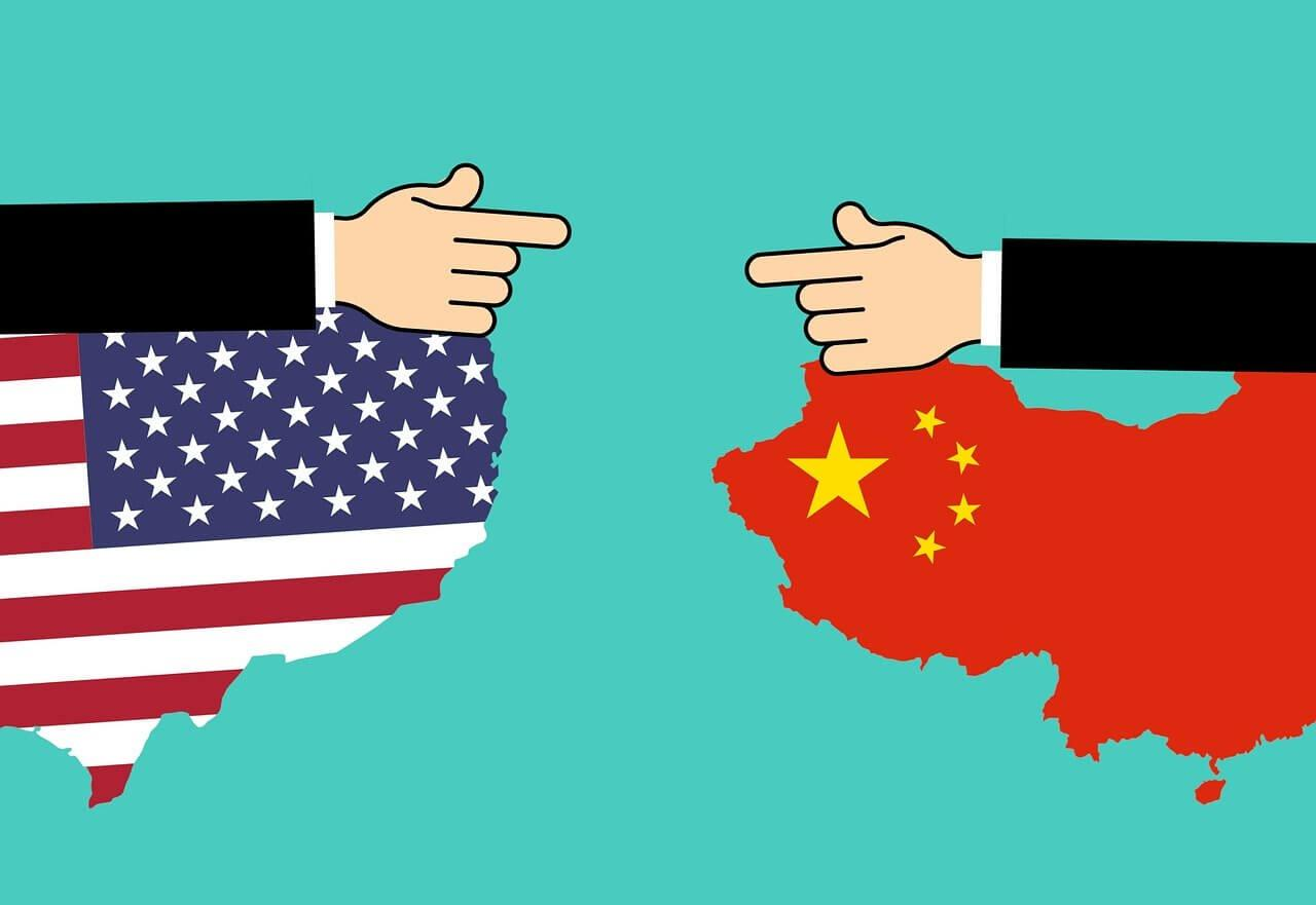¿Cómo es la situación entre América y China?