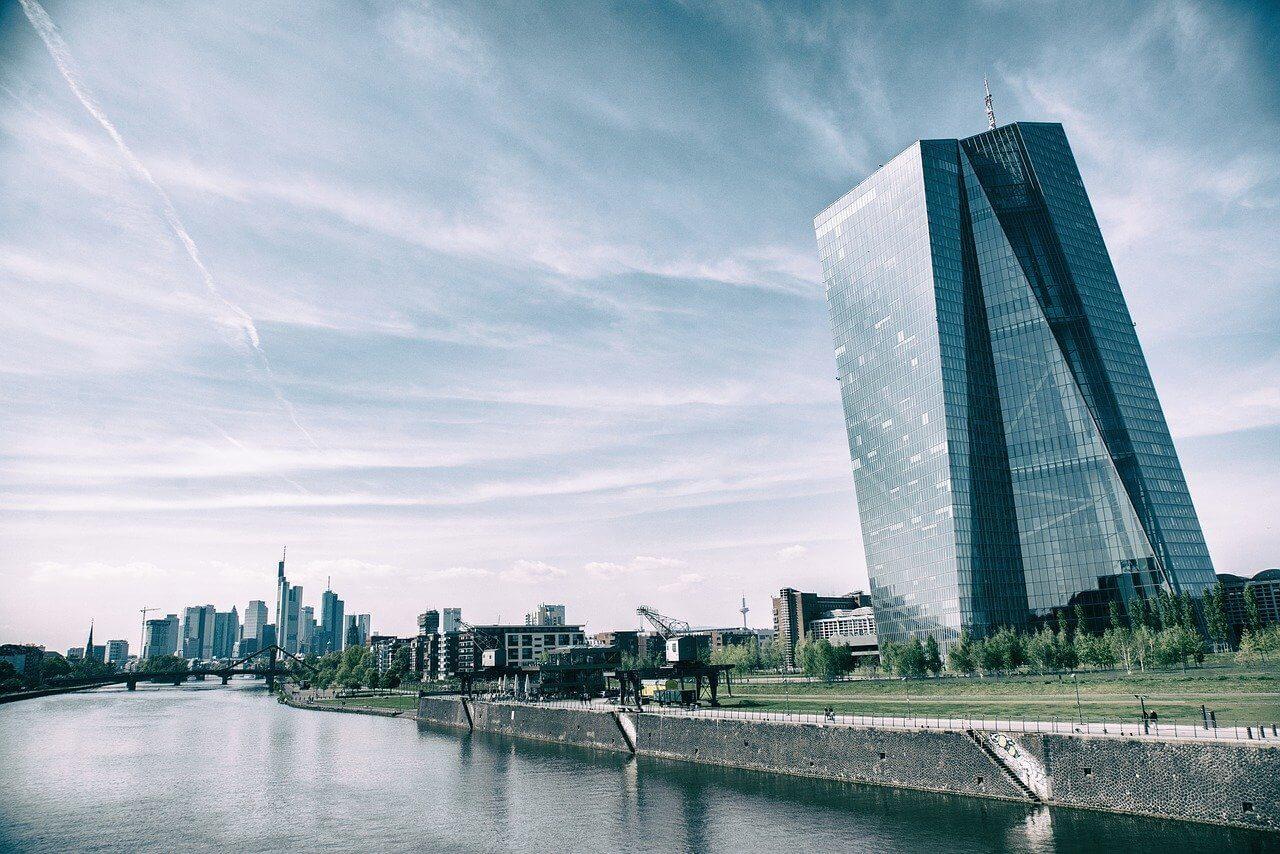 El banco de Frankfurt