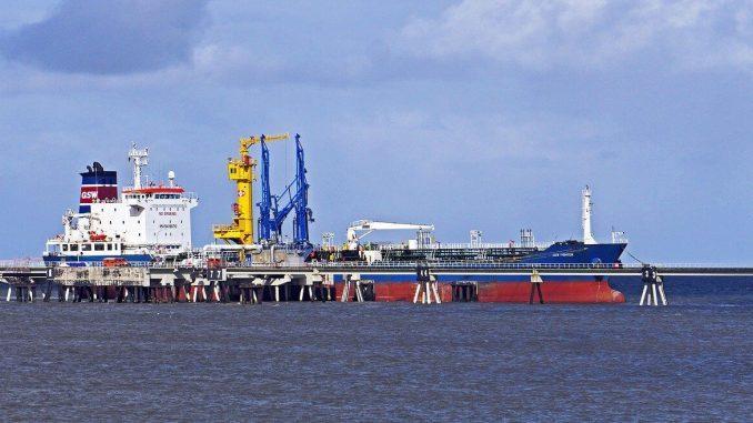 Nueva caida del petróleo