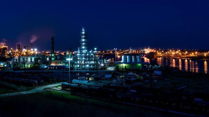 Sitios del petroleo