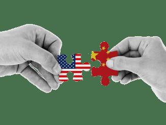 China y EE.UU. relaciones