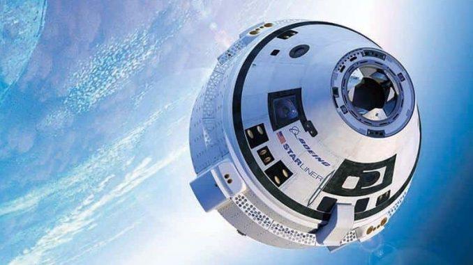 BOEING se suma a la carrera espacial