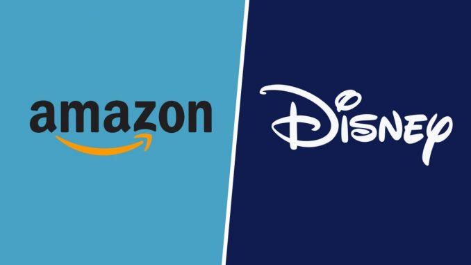 Amazon y Disney